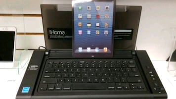 iHome Executive Workstation (Black)