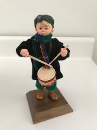 Simplicity drummer boy, new in box never displayed, removed for picture only Seaford, 23696
