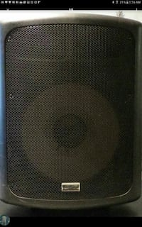 Power Sub woofer 650 watt15'' Speaker a Comber, N0P 1J0