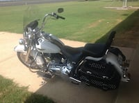 2009 Harley heritage soft tail