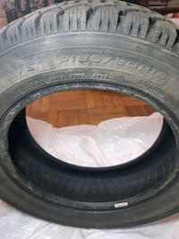 1 GoodYear Nordic Winter Tire (195/60r15) Toronto
