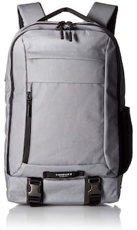 Timbuk2 The Authority Pack - Fog Grey Nylon New With Tags Carry on Backpack NWT Austin, 78729