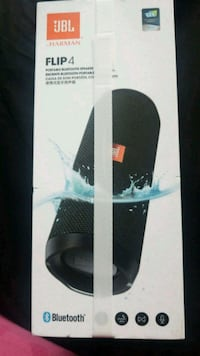 black and gray JBL portable speaker box Mississauga, L4T 3T5