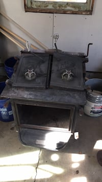 Fisher wood burning stove and all parts Virginia Beach, 23454