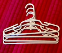 Plastic baby/kid clothes hangers Germantown, 20874