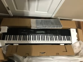 Casio Digital Piano (CDP-240R)