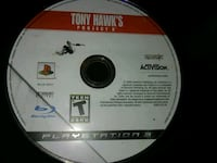 TonyHawks skate boarding game for PlayStation 3 Culloden, 25510