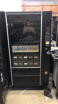 black and gray vending machine South San Francisco, 94080
