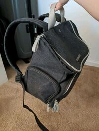 Diaper bag/pumping storage bag
