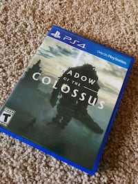 Shadow of colossus ps4 Arlington, 22202