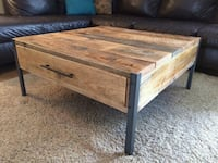 Rustic coffee table  Rigaud, J0P 1P0