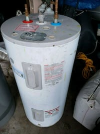 white and gray water heater tank Oakville, L6H 7G7