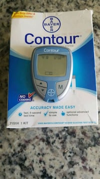 Blood Glucose Monitoring Systen  Nottingham, 21236