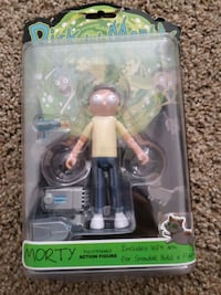 Morty action figure  Anderson, 96007