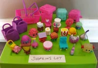 28piece. Lot3. SHOPKINS  Hamilton, L8V 4E9
