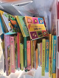 Books books and more books toddler books just learning to read London, N6E 2V7