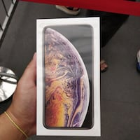 Brand new IPhone XS Max gold Springdale, 20774