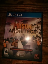 Sony PS4 Prison Anarchitect Greencastle, 17225
