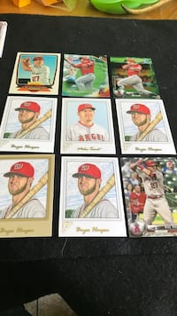 Trout/Harper and more Bedford, 48182