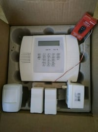 SECURITY SYSTEM - LYNX PLUS Honeywell NEW Open Box