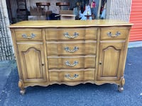 French Provincial Style Buffet/Console Burke, 22015