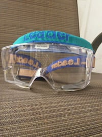 Leader Protective Eyewear and adjustable strap! 30 km