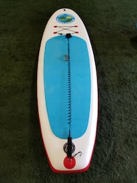 USED INFLATABLE SUP PADDLEBOARDS. WELL TAKEN CARE  MIAMI