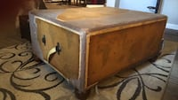 Antique coffee table (negotiable) Charlotte, 28205