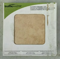 TrafficMaster ceramic floor and wall tile San Mateo, 94402