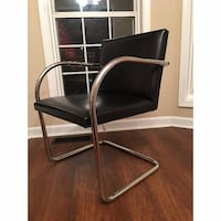 Mid Century Modern Cantilevered Chair Toronto, M4P 1X1