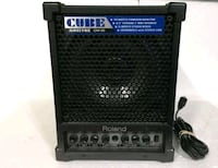 Roland cm-30 cube powered monitor