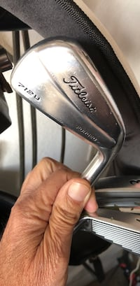 Titleist driving iron 4 - 712 U forged Palm Springs, 92262
