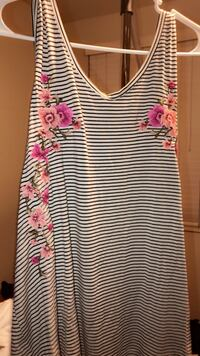 Floral Tank Top  Waianae, 96792