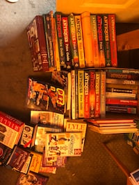 Huge Collectibles Reference Books Collection