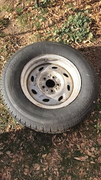 Spare tire for ford ranger. New tire