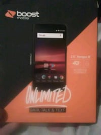 Zte boosg mobile cell phone Decatur, 62526