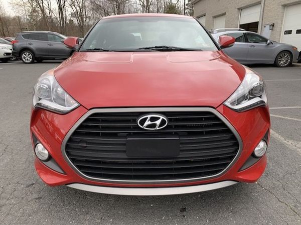 2016 Hyundai Veloster for sale 1