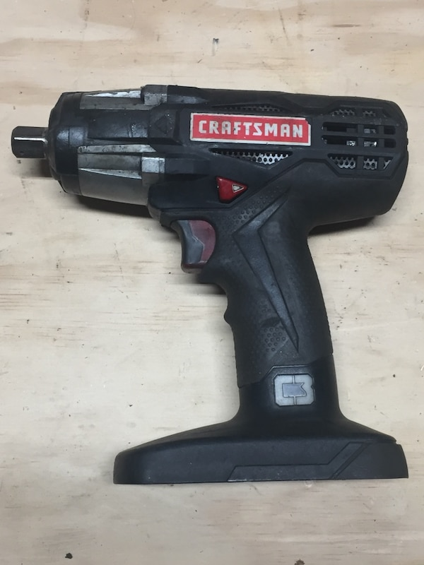 Used Craftsman 19 2v Cordless Impact Wrench Set For In Plano