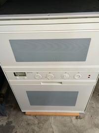 Double wall oven Vaughan, L4J 1B8