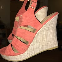 Wedge Heel Shoe by Forever21 Washington, 20011