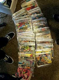 Comic book collection Bakersfield