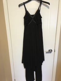 Jessica Women's black dress with pants Montréal, H9H 5C4