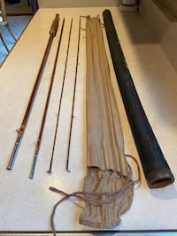 Montague Flash Bamboo Fly Rod