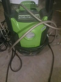green and black pressure washer Baltimore, 21229