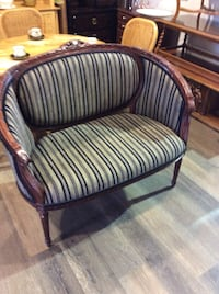 Professionally Reupholstered settee  Sylvan Lake, T4S 1C2