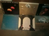 John Lennon, Paul McCartney LPs: Mind Games, Venus