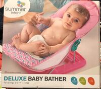 Summer baby bathing seat Oakland, 94606