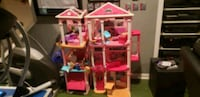 Barbie dream house Wichita, 67205