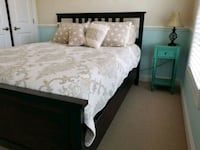 Queen Bed Frame Leesburg