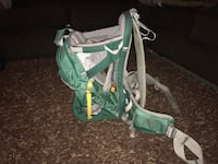 Kelly kids backpack. Almost new. Used only a few times.  Nevada City, 95959